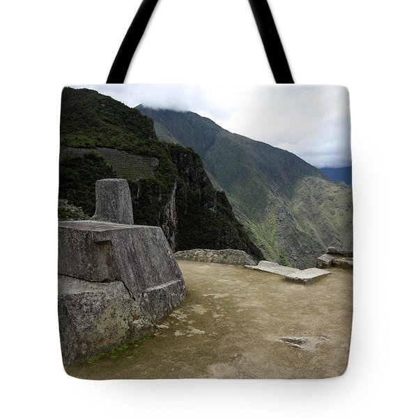 Tote Bag featuring the photograph Hitching Post Of The Sun by Aidan Moran