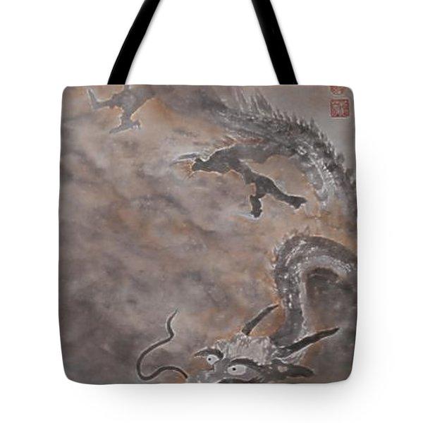 Hitofuki The Dragon Tote Bag