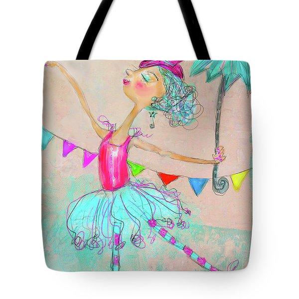 Hiwired Tote Bag