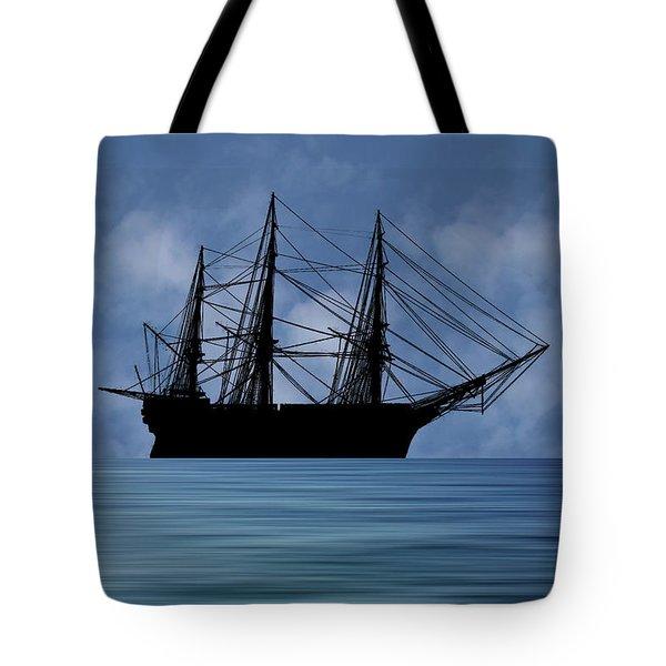 Hms Royal Albert 1854 V1 Tote Bag