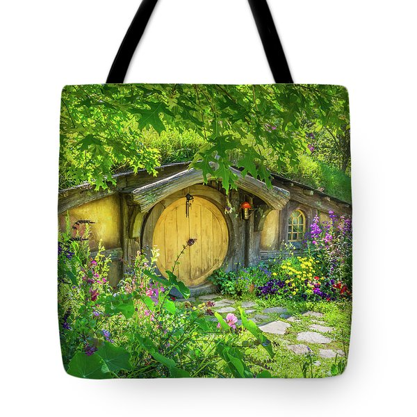 Hobbit Cottage Tote Bag