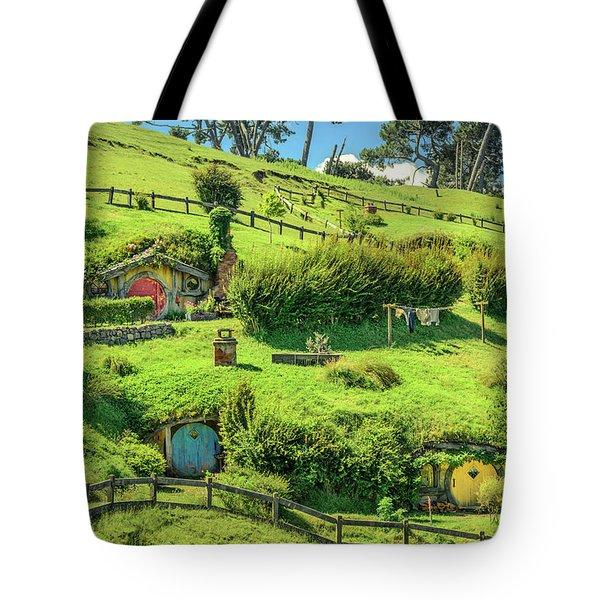 Hobbit Hills Tote Bag