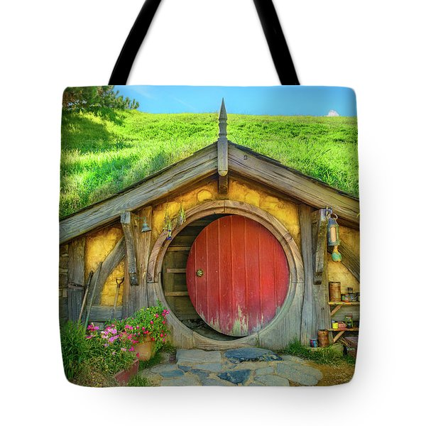 Hobbit House Tote Bag