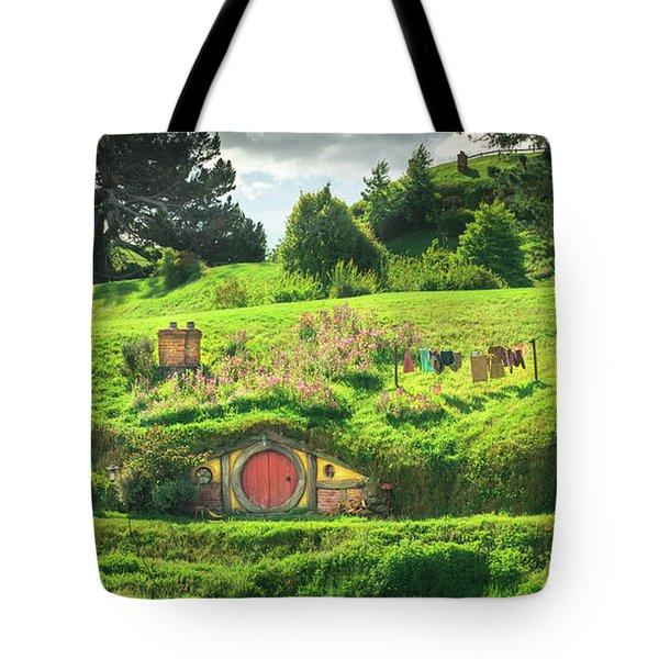 Hobbit Lane Tote Bag