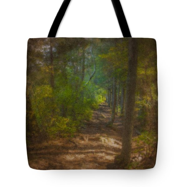 Hobbit Path Tote Bag