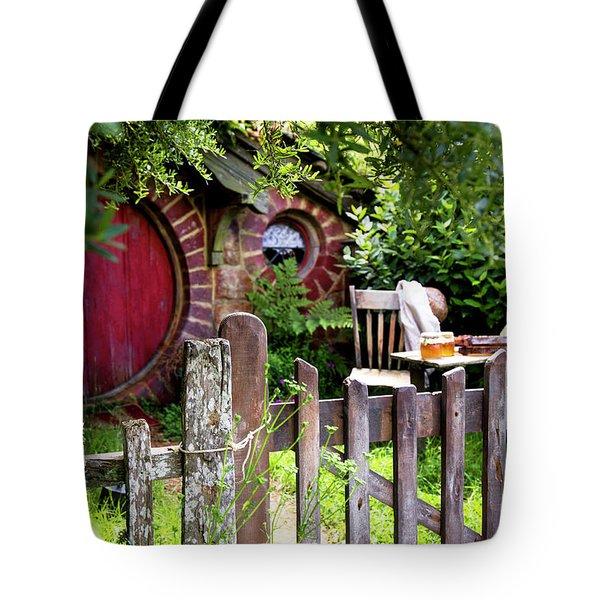 Hobbit Tea And Honey Tote Bag