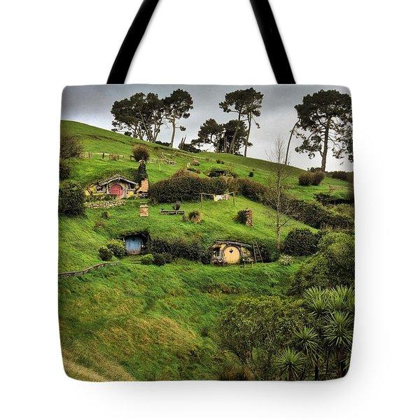 Hobbit Valley Tote Bag