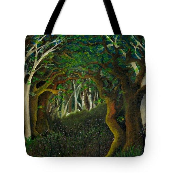 Hobbit Woods Tote Bag