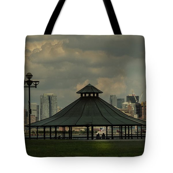 Away From It All Tote Bag