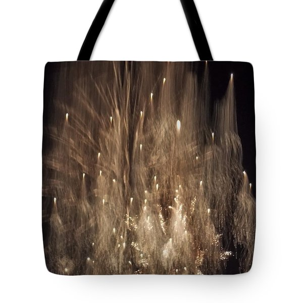 Hocus Pocus Out Of Focus Tote Bag by John Glass
