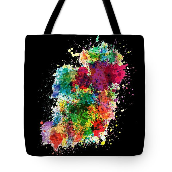 Hodge Podge T-shirt Tote Bag