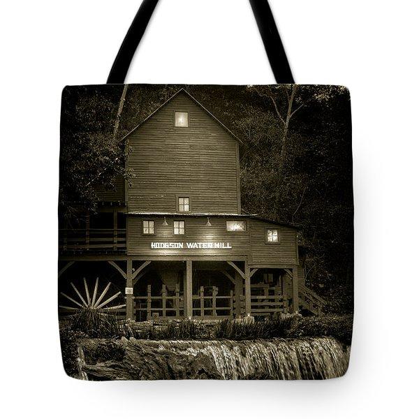 Hodgson Gristmill Tote Bag