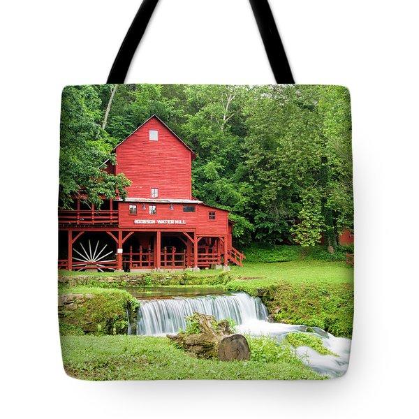 Hodgson Water Mill Tote Bag
