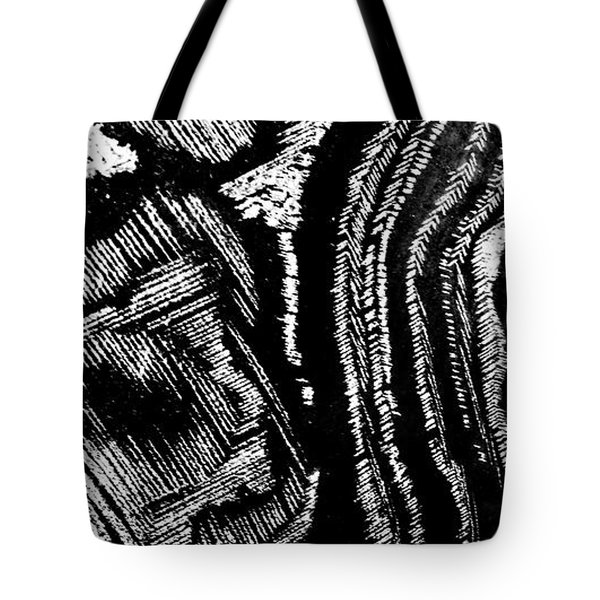 Hog Fish Float Three Tote Bag
