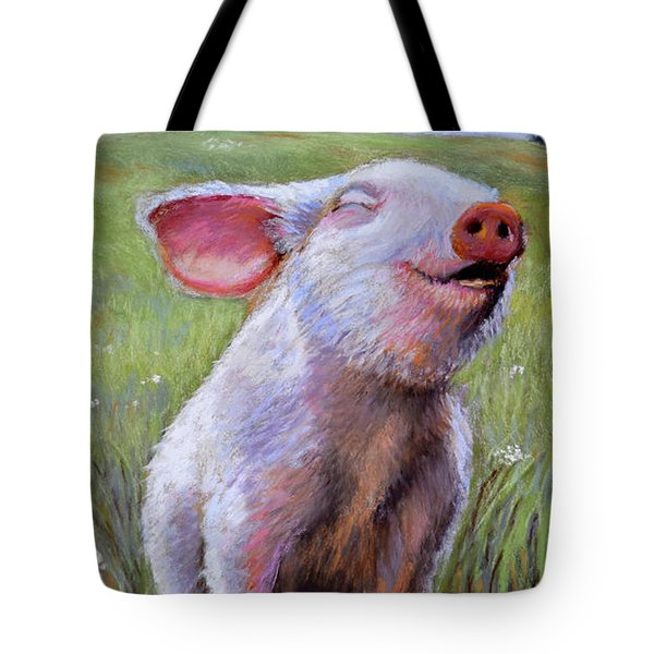 Hog Heaven Tote Bag