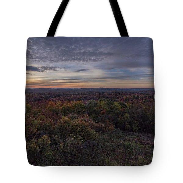 Hogback Morning Tote Bag