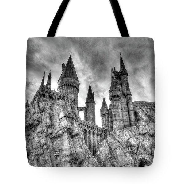 Hogwarts Castle 1 Tote Bag