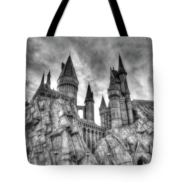 Hogwarts Castle 1 Tote Bag