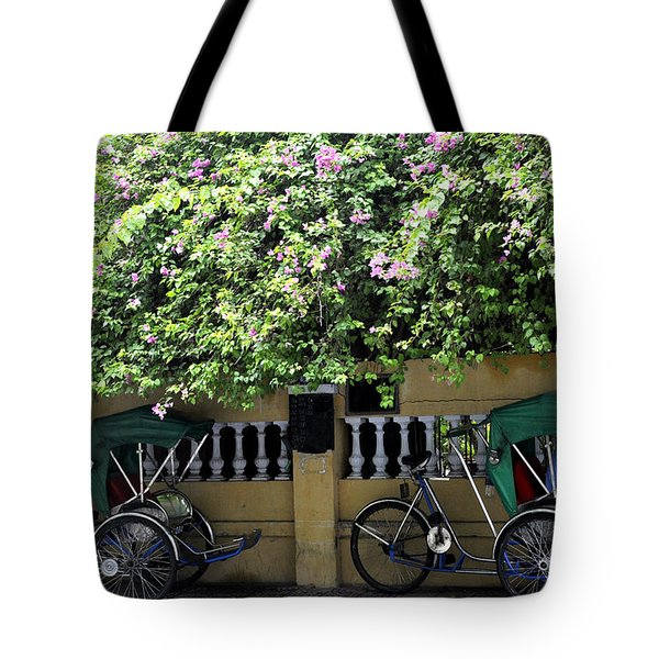 Hoi An Cyclos Tote Bag