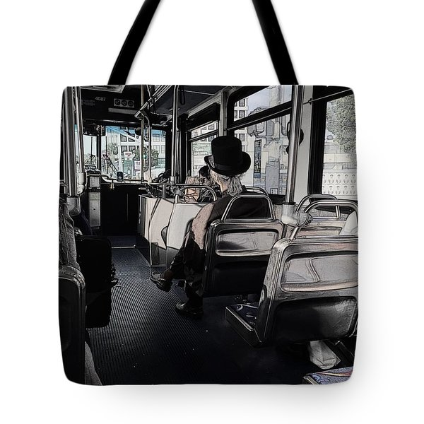 Hoity Toity With The Hoi Polloi Tote Bag