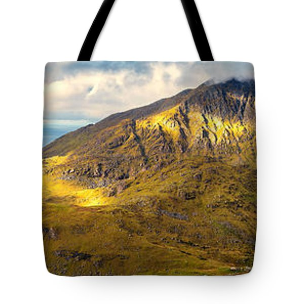 Tote Bag featuring the photograph Holandsmelen North by James Billings