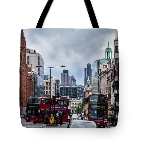 Holborn - London Tote Bag
