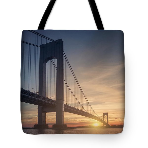 Hold Back The Night Tote Bag
