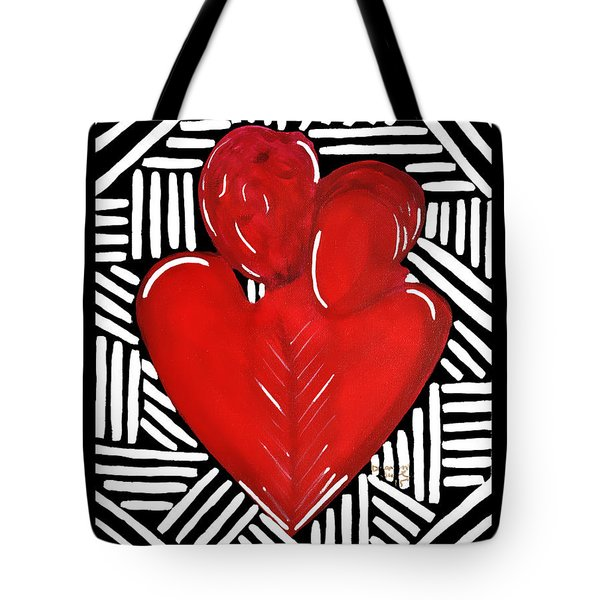 Hold Me Tote Bag by Diamin Nicole