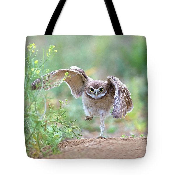 Hold On, I'm Comin' Tote Bag