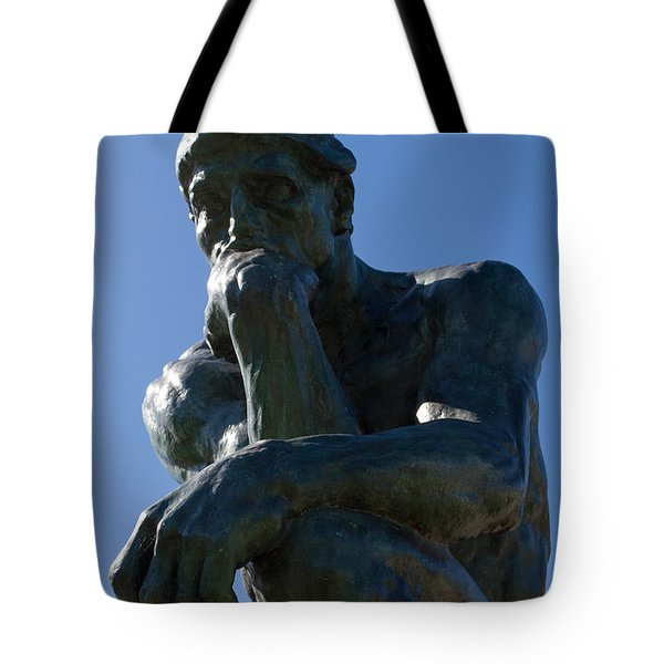 Hold On Just Thinking Tote Bag