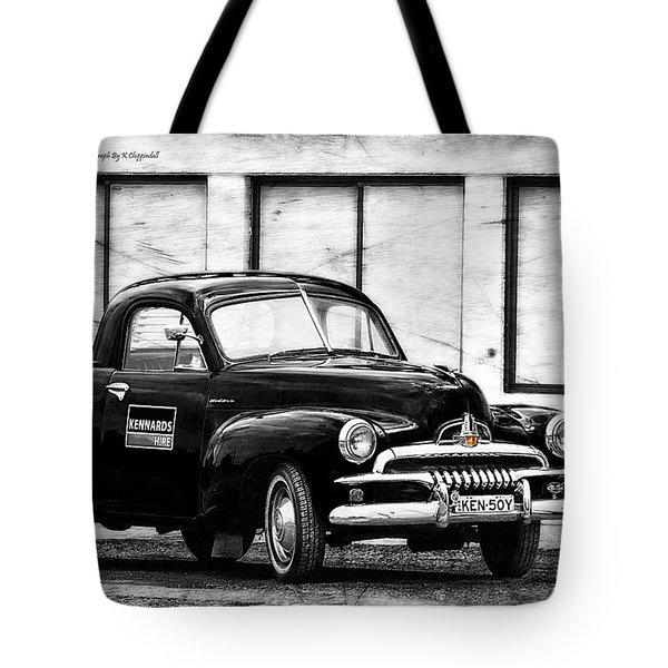 Holden Fj 01 Tote Bag