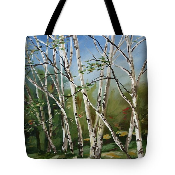 Holding On To Summer Tote Bag