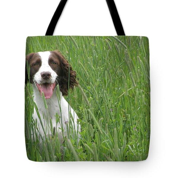Tote Bag featuring the photograph Holding Steady  by Angie Rea
