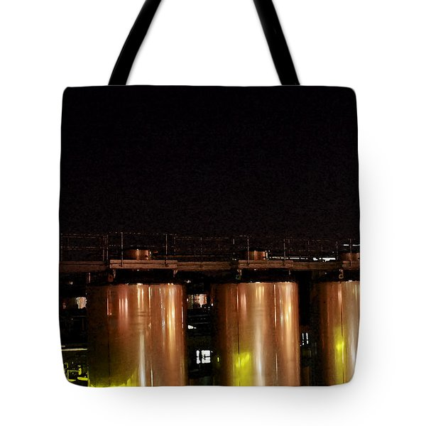 Holding Tanks Tote Bag
