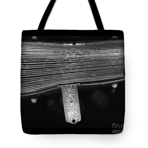 Holding Time - 2 Tote Bag by Linda Shafer