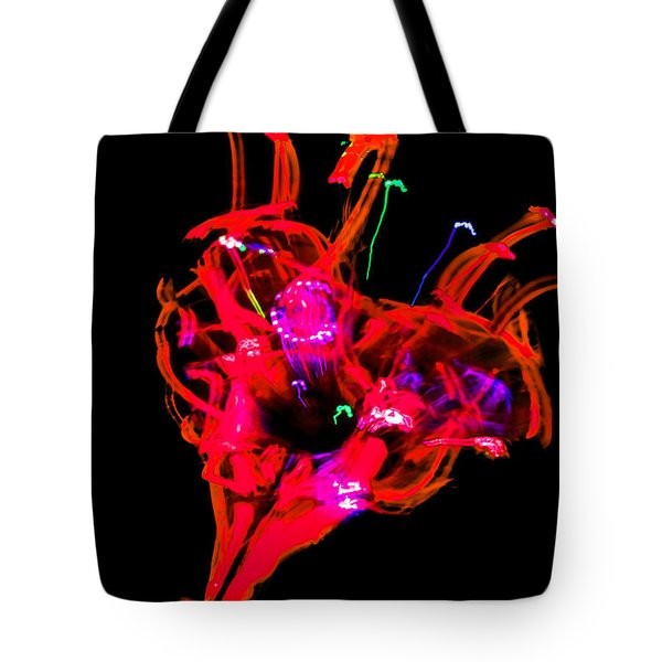 Hole In My Heart Tote Bag