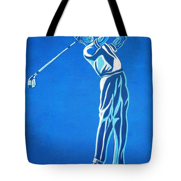 Tote Bag featuring the photograph Hole In One ... by Juergen Weiss