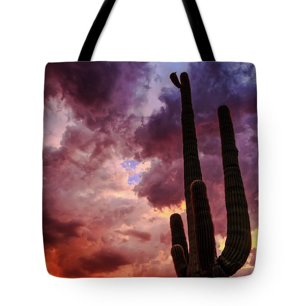 Tote Bag featuring the photograph Hole In The Sky by Rick Furmanek
