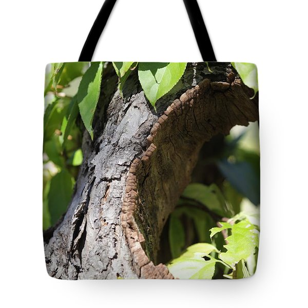 Hole Tote Bag
