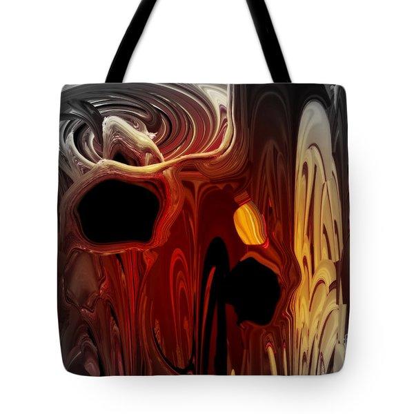 Holes In My Soul Tote Bag