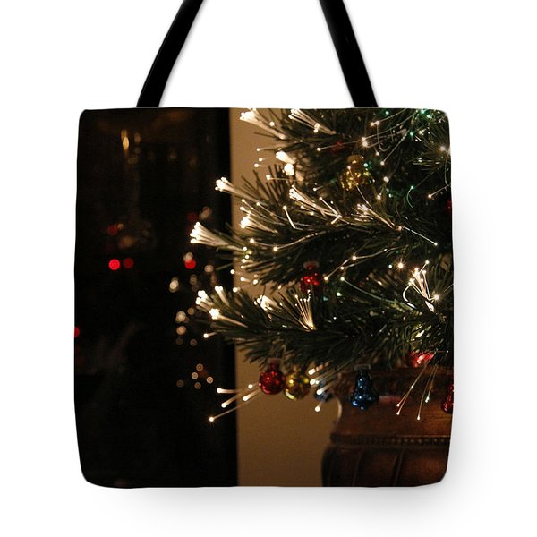 Holiday Attire Tote Bag