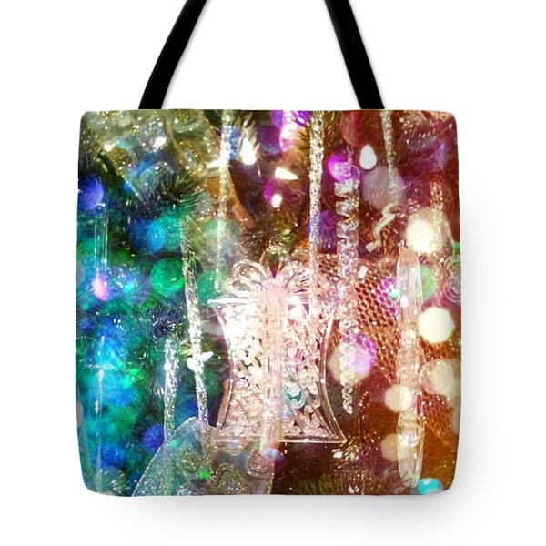 Holiday Fantasy Tote Bag