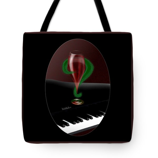 Holiday Interrobang Tote Bag