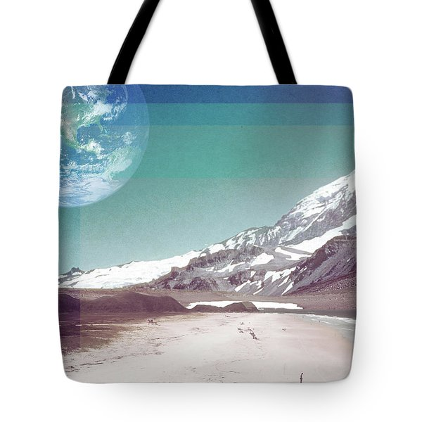 Holiday Tote Bag by Kathryn Cloniger-Kirk