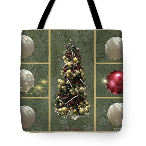 Holiday Season Thought Tote Bag