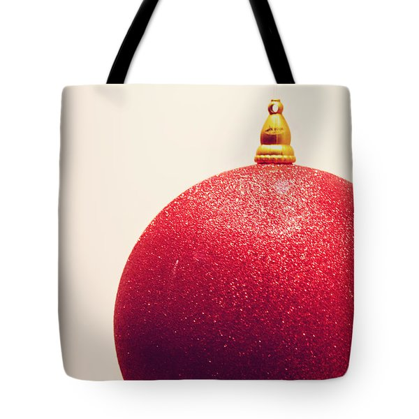 Tote Bag featuring the photograph Holiday Sparkle by Cindy Garber Iverson