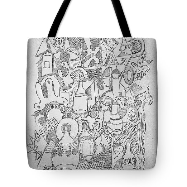 Holiday Thoughts Tote Bag