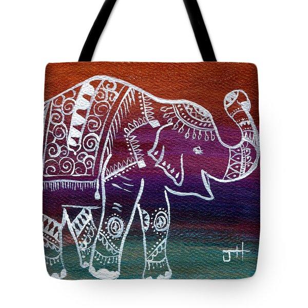Holi's First Dance Tote Bag