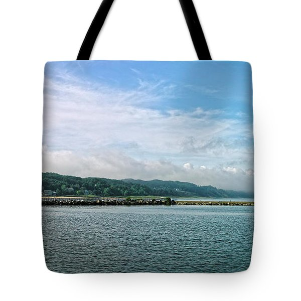 Tote Bag featuring the photograph Holland Michigan by Lars Lentz