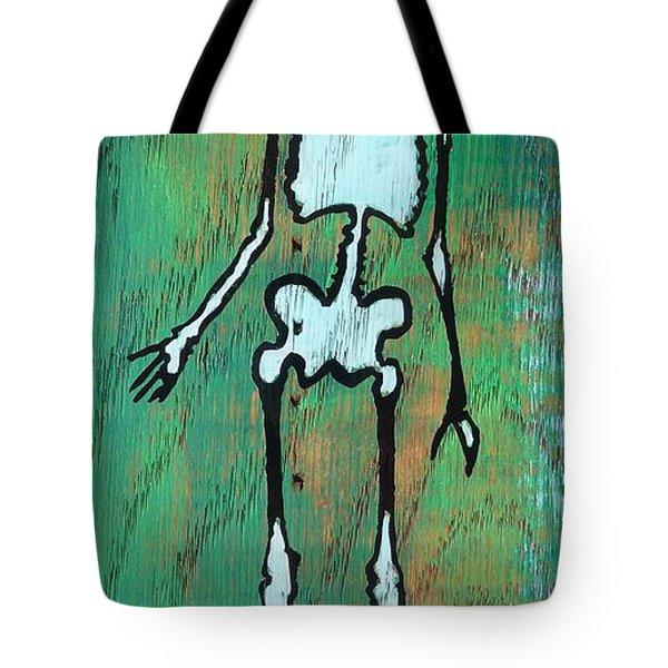 Hollow Bones Tote Bag